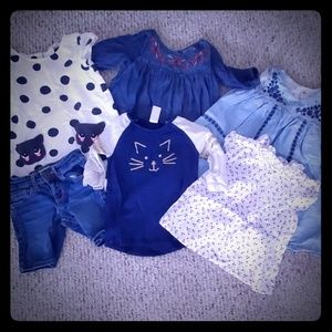 2 years old girl bundle
